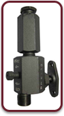 Вентиль манометрический с разделителем сред ВМ5х35, Вентиль манометрический, ВМ5х35